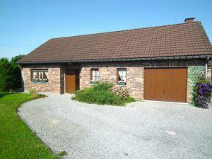 Maison vendue à Beaufays (Liège)