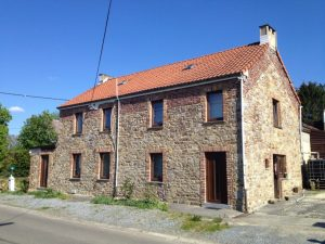 Maison vendue à Couthuin (Liège)