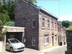 Maison vendue à Huy (Liège)