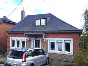 Maison vendue à Marche-en-Famenne (Luxembourg)